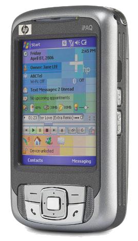 HP iPAQ rw6818