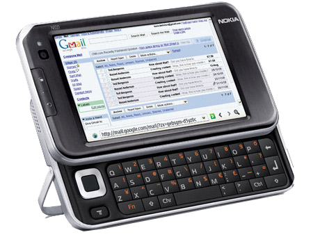 NEC N810