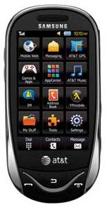 AT&T Samsung A697 Sunburst
