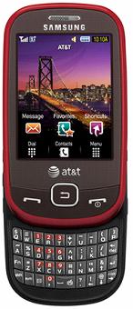 AT&T Samsung A797 Flight