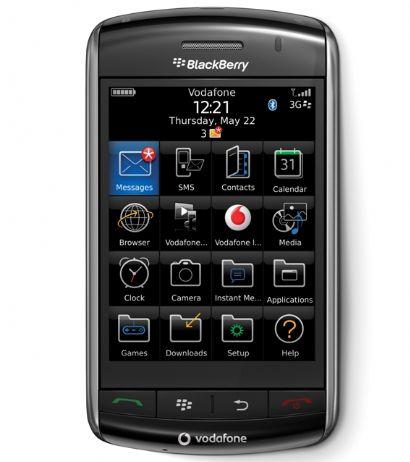 BlackBerry Storm 9500 9530 Unlock Codes : Storm MEP Code