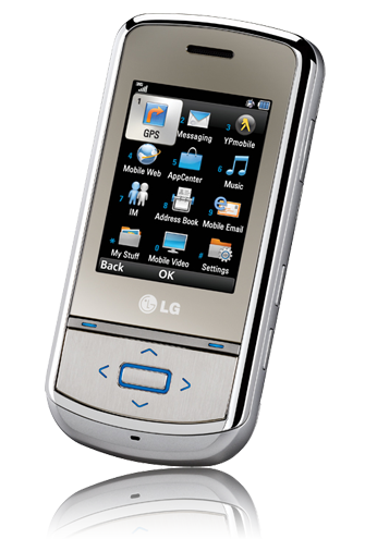 AT&T LG GD710 Shine II