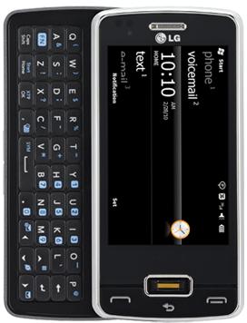 AT&T LG GW820 eXpo