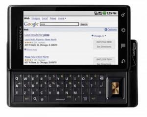 Motorola Droid Unlock Code : Droid Network Unlock