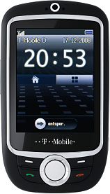 T-Mobile Vairy Touch